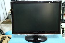 """Samsung SyncMaster T240HD 24"""" 1920x1080 integrated stereo speakers"""