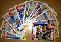 47x Leichtathletik komplett Fachzeitschrift 2004 Sammlung News Sport Magazin