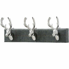 Stag Head Wall Wall-Mounted Coat Racks Hangers