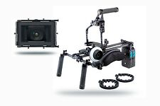 Redrock Micro 8-113-0009 ultraCage and Redrock Micro microMatteBox for DSLR