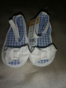 Baby Girl Sandles 3-6 months new