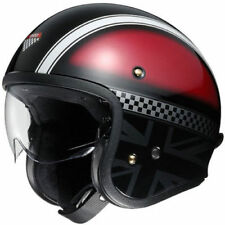 Open Face Unisex Adult Graphic Helmets