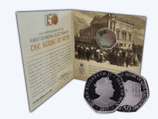 House of Keys 'Proof-like' 50p Collector Pack (AH33)