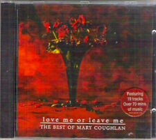 LOVE ME OR LEAVE ME BEST OF Mary Coughlan CD 1996 Original Irish Folk Classic
