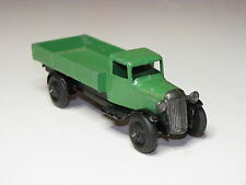 DINKY TOYS N°25a Vintage (Post War) WAGON (Green, type 2) - VERY GOOD CONDITION