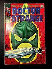 DR. STRANGE 173 (10/68 4.0 non-CGC) 12c SILVER! CLEA/DORMAMMU/WONG! COLAN ART!