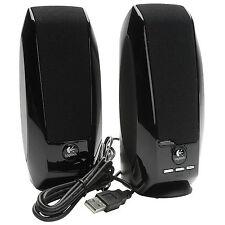 Logitech S150 USB Computer Speakers Digital Sound System Computer Desktop Laptop