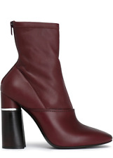 NIB 3.1 PHILLIP LIM Kyoto 105MM stretch leather ankle boots 39 / 9