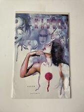 David Mack Kabuki Se7en Autographed Comic Book Free Us Shipping