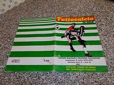 ALBUM TUTTOCALCIO IN CASA 1972 1973 EDISPORT COMPLETO(-37 FIG)OTTIMO CALCIATORI