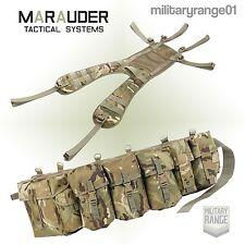 Marauder Minimi Gunner's Webbing Set (Belt + Yoke) - Para Airborne - British MTP