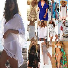 donna spiaggia estiva abbigliamento da Costume bagno bikini copricostume