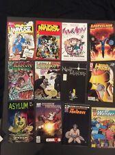 MIXED COMIC BOOK LOT, 12 COMICS, Independence