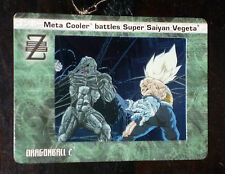 DRAGON BALL Z GT DBZ FILM COLLECTION CARDDASS CARD REG CARTE 71 NM CARDZ ARTBOX
