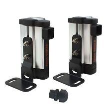 Miller Edge PG-K-P50 Prime Guard Kit, 50' Pulsed Monitored Thru-Beam Photo Optic