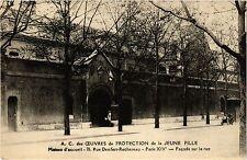 CPA Paris 14e Ceuvres de Protection de la Jeune Fille (310790)