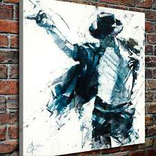 Michael Jackson Poster HD Print on Canvas Home Decor Room Wall Art Painting