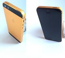 Apple iPhone 5s - 16GB Gold & Black  ( Unlocked ) Any Sim 4G LTE SmartPhone