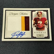 2019 National Treasures RPA Crossover Jersey Patch DWAYNE HASKINS 72/99 *AY15