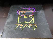 Yes 1998 Japan Tour Book Concert Program Jon Anderson Steve Howe Chris Squire