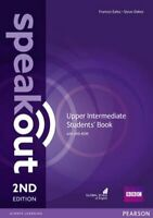 Speakout Upper Intermediate 2nd Edition Students' Book and DVD-... 9781292116013