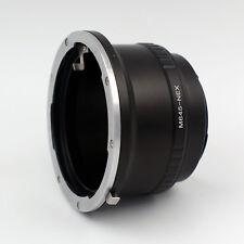 Mamiya 645 Lens to Sony E Mount Adapter For NEX A5100 A6000 NEX-6 A7 Camera