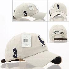 Chapeaux casquettes de base-ball beige pour homme