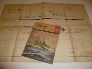 HMS Sheffield - Model Boat Plan