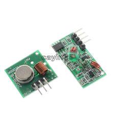 2PCS 433Mhz RF transmitter and receiver kit Module Arduino ARM WL MCU Raspberry