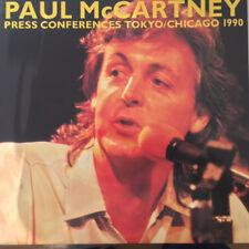 "Paul McCartney, Tokyo/Chicago Press Conf. June 1990, NEW PICTURE DISC 12"" vinyl"