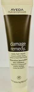 AVEDA Damage Remedy Daily Hair Repair Protects from Heat Styling 3.4 oz-K