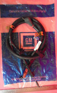 NEW OEM GM 1998-04 Cadillac Deville Seville Starter Ignition Cable Harness DELCO