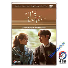 Tomorrow With You Korean Drama (4 DVD) Excellent English & Quality.