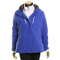 GERRY NEW Women's 3in1 Vault Filled Insulated Hooded Climbing Jacket Top TEDO