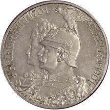 7628) J.105 PREUSSEN 2 Mark 1901 A Wilhelm II 1888-1918 200. Reichsjubiläum