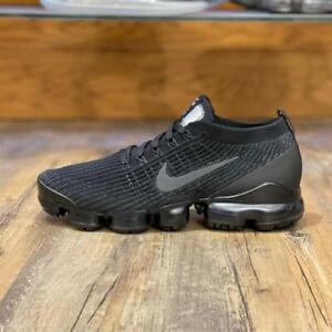 Nike Air Max Vapormax Flyknit Gr.49,5 M schwarz AJ6900 004 Herren Schuhe Sneaker