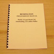 Remington  Model 24-241 Field Service Manual - #13