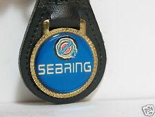 Chrysler Seabring Keychain Key Fob Dark Blue