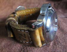 handmade 74 Strap vintage style for Panerai watch  24/24  130/80