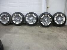 1963-1964 Corvette KO Wheels, Original