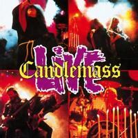 CANDLEMASS - LIVE   CD NEW
