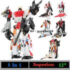 New HZX Superion 5 In 1 Action Figure Upgrade Version 12\
