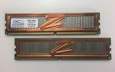 OCZ Vista Upgrade Gold 4GB (2x 2GB) 240-Pin DDR2 SDRAM DDR2 800 (PC2 6400)