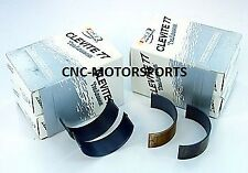 Clevite CB743HNK10 Engine Connecting Rod Bearings Tri Armor Coated BB Chevy -010