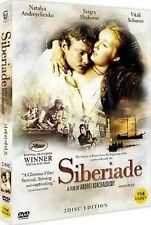 Siberiade - All Region Compatible Natalya Audreychenko NEW DVD