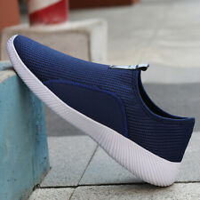 Men's Casual Driving Slip on Shoes Walking Sports Comfort Soft Athletic Sneakers