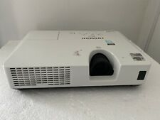 HITACHI CP-RX93 LCD Projector ( 1179 Used Lamp Hrs)