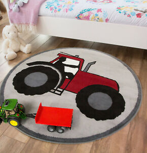 Kids Farm Playmats   Colorful Childrens Play Mats   Baby Play Mat   Playroom Rug