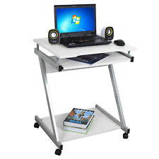 SONGMICS Bureau informatique Meuble de bureau pour ordinateur PC Laptop LCD811W