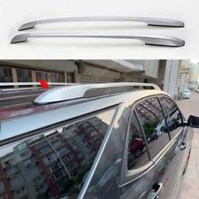 For Chevrolet Equinox 2018-2020 Decorative Silver Roof Rack Rails Bars 6pcs/ set